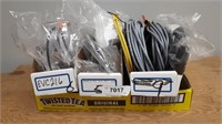 M12 Patch And Sensor Cables Assorted Lengths