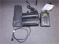 4 Power Surge Plugs