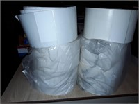 Roll Of Printer Labels