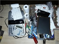Large Quanity Of Office Supplies