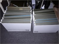 Office Supplies File Folders
