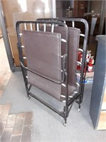 Metal Folding Cot