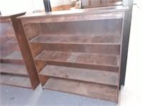 One 4 Tier Wood Shelf