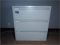 3 Drawer Lateral Cabinet