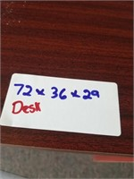 Solid Office Desk