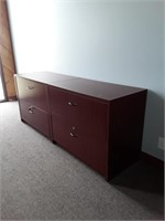 Two 2 drawer Filing Cabinet