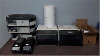 2 Paper Towel Holder, 3 Toilet Paper Holders, 2