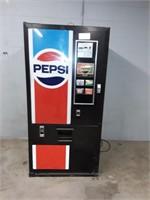 Vintage Pepsi Pop Can Machine