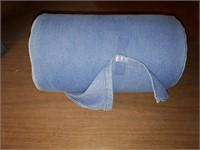 Quantity Of Rolls Of Cloth And a Container
