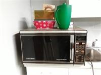 Bilton Mofat Microwave