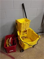Mop And Bucket Supplies