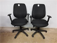 2 Clean Office Chairs