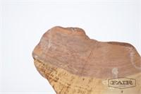 Driftwood Bird Sculpture, Signed