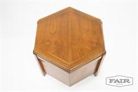 Lane Hexagonal End Table