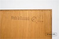 Vinde Mobelfabrik Danish Teak Tall Dresser