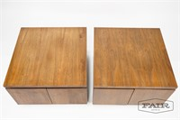 Pair of Arthur Umanoff for Dillingham End Tables