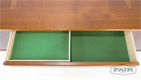 Teak Knud Nielsen for Losning Sideboard and Hutch