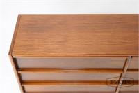 Belgian Rosewood Long Low Dresser