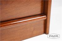 Belgian Rosewood Tall Dresser
