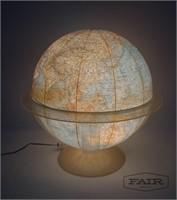National Geographic Globe, 1963