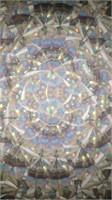 Pair of Matching Mirrored Kaleidoscopes