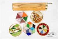 Boxed Kaleidoscope w/ Extra Attachments