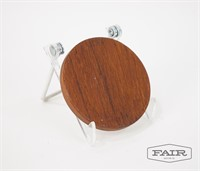 Lot of Teak Coasters