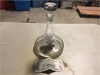 LARGE DECANTER