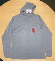 Womens Small T shirt Hoodie IU Tailgates &