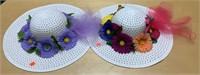 Pair of Ladies Hats