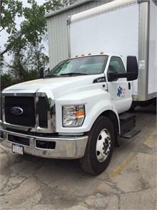 Van Trucks / Box Trucks For Sale In Massachusetts - 322