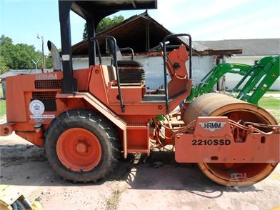 2002 HAMM 2210SSD at MachineryTrader.com