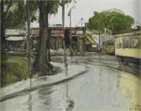 ART - John LITTLE RCA (b. 1928)