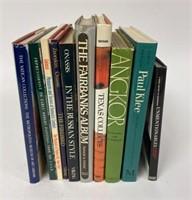 John and Elaine Steinbeck's Art Books