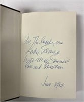 Elaine's Library Signed by Authors
