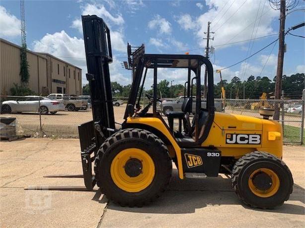 JCB 930 Rough Terrain Forklifts For Sale - 67 Listings