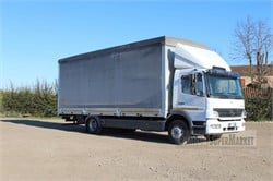 MERCEDES-BENZ ATEGO 1218  used