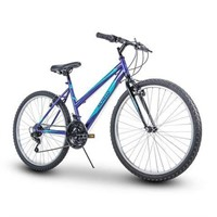 "MOVELO ALGONQUIN 26"" WOMENS STEAL MOUNTAIN BIKE"