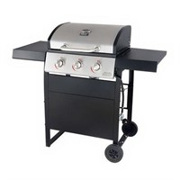 BACKYARD GRILL 3 BURNER GAS GRILL (NOT ASSEMBLED)