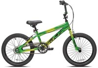 "MOVELO KJ 18"" BOYS STEEL BIKE"
