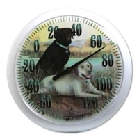 SPRINGFIELD DOG OUTDOOR THERMOMETOR