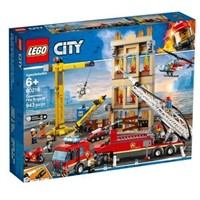 LEGO CITY DOWNTOWN FIRE BRIGADE TOY