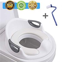 POTTY TRAINING SEAT FOR KIDS  WITH CUSHION HANDLE