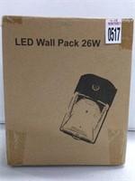 LED WALL PACK 26W
