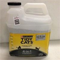 PURNIA TIDY CATS CLUMPING LITTER 6.35KG