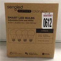 4 PACK SENGLED ELEMENT SMART LED BULBS