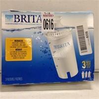 BRITA PITCHER REPLACEMENT WATER FILTER