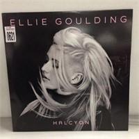 ELLIE GOULDING HALCYON RECORD ALBUM