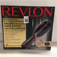 REVLON PRO COLLECTION HAIR DRYER AND VOLUMIZER