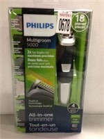 PHILIPS MULTIGROOM 5000 ALL-IN-ONE TRIMMER